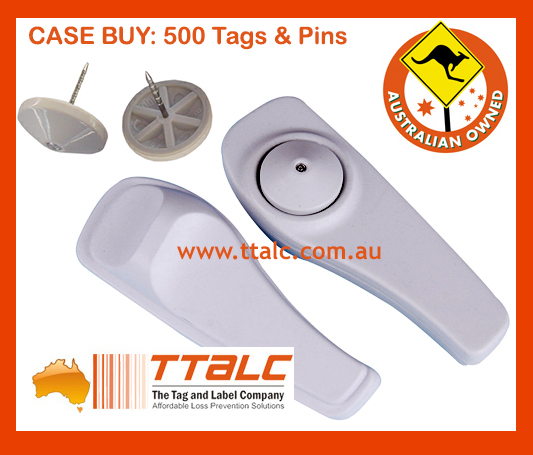 Super Tag II with Pin - CASE BUY