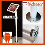 Secure Enclosure Stand for Galaxy Tablet