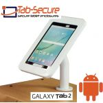 Secured Enclosure for Galaxy Tab S2