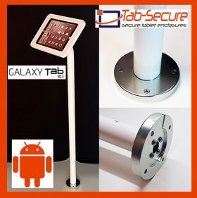 Secure iPad Stand